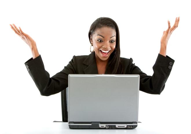 Business success online